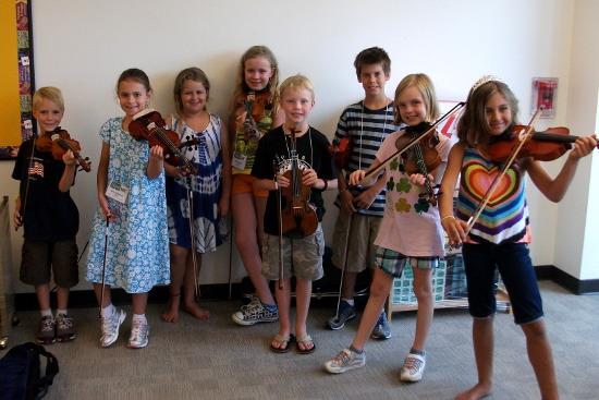 fiddle class picture